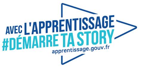 #DémarreTaStory : Campagne sur l'apprentissage par des apprentis
